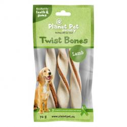 Planet Pet Rollito Dental Cordero 3uds 70g
