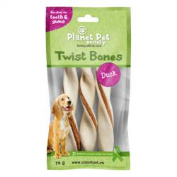 Planet Pet Rollito Dental Pato 3uds 70g