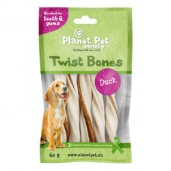 Planet Pet Rollito Dental Pato 5uds 60g