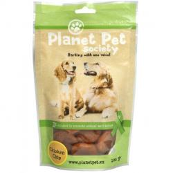 Planet Pet Snack Chip de Pollo 100 g