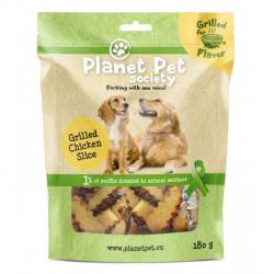 Planet Pet Tiras Pollo a la Parrilla 180g