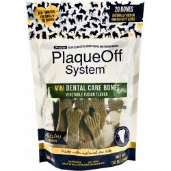 PlaqueOff Mini Dental Care Bones de Vegetales 340g