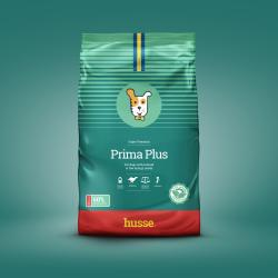 Husse Prima Plus Adulto Pollo Mediano/Maxi 15kg