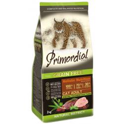 Primordial Grain Free Adult Pato y Pavo 2kg