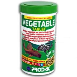 Prodac Vegetable Tabletas Fondo 100 ml