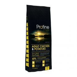 Profine Adulto Pollo y Patatas 15 kg