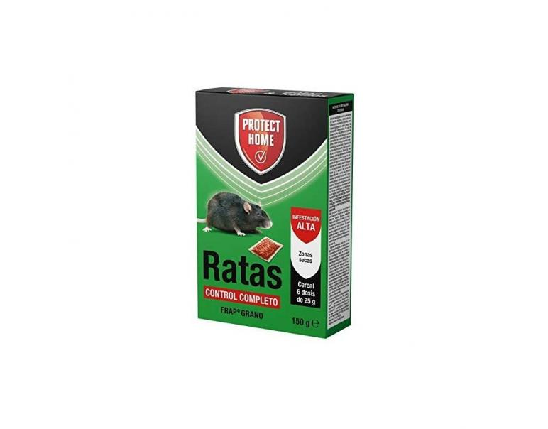 Protect Home Raticida Cereal 6 x 25 g
