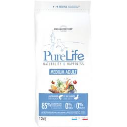 Flatazor Puré Life Medium Adult 12kg