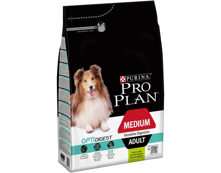 Purina Adulto Mediano Digestión Sensible 3 Kg