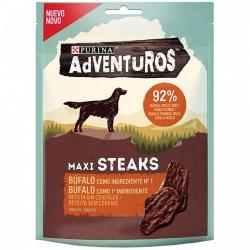 Purina Adventuros Maxi Steaks Búfalo 70 g