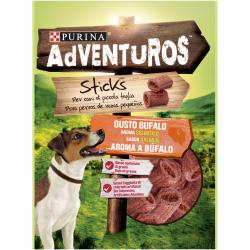 Purina Adventuros Mini Sticks Búfalo 90g