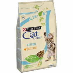 Purina Cat Chow Kitten Pollo 1,5kg