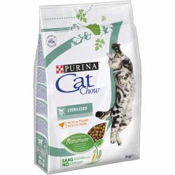 Purina Cat Chow Sterilized 3 kg