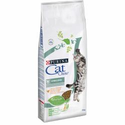 Purina Cat Chow Sterilized Pollo 15 kg