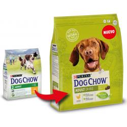 Purina Dog Chow Adult Pollo 14Kg