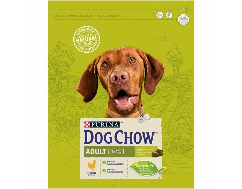 Purina Dog Chow Adulto Pollo 2,5Kg
