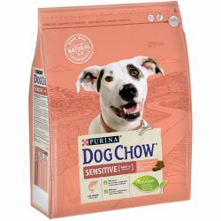 Purina Dog Chow Adulto Sensitive Salmón 2,5kg
