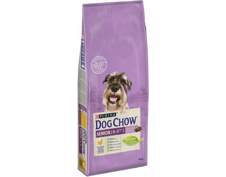 Purina Dog Chow Senior Pollo 14 kg