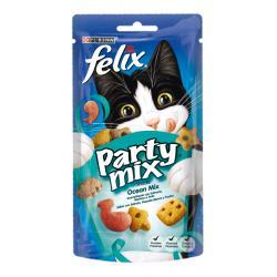 PACK AHORRO Purina Felix Party Ocean Mix Gatos 8x60g