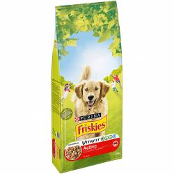 Purina Friskies Active Adult Carne & Verduras 15kg