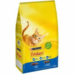 Purina Friskies Adult Gato Atún 1.5 kg