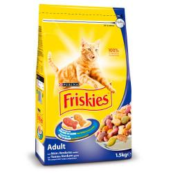 Purina Friskies Adult Gato Atún 4 kg