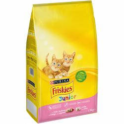Purina Friskies Cat Junior 6x1,5kg