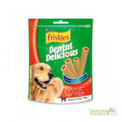 Purina Friskies Dental Delicious Raza Mediana/Grande 200g