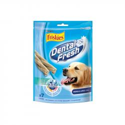 PACK AHORRO Purina Friskies Dental Fresh Raza Mediana/Grande 6x180g