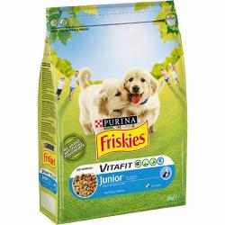 Purina Friskies Vitafit Junior Pollo 18 kg