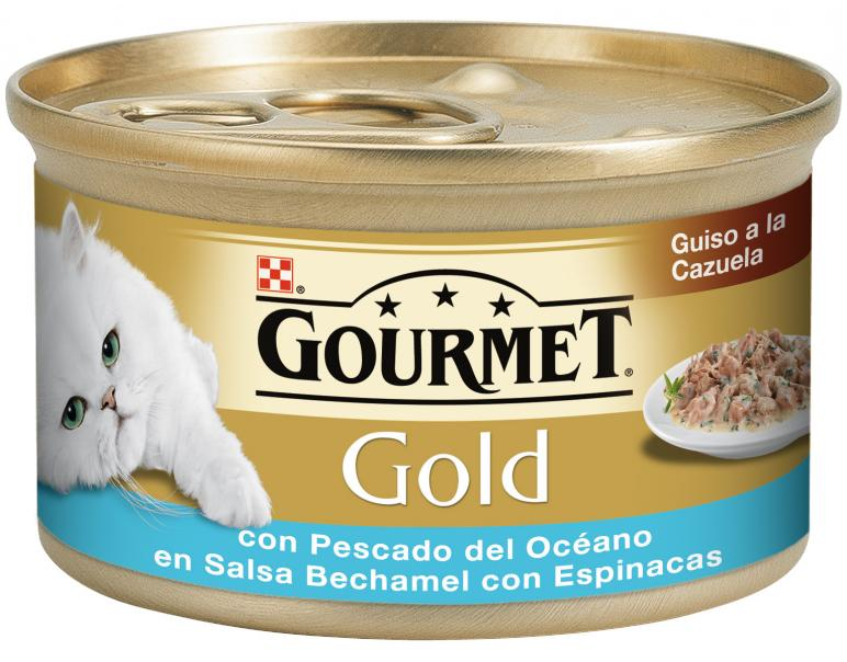 PACK AHORRO Purina Gourmet Gold Guiso a la Cazuela 24x85g