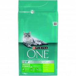 Purina One Gatos Bifensis Interior 1,5kg