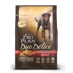 Purina Pro Plan Duo Délice Adult Salmón y Arroz 10 kg