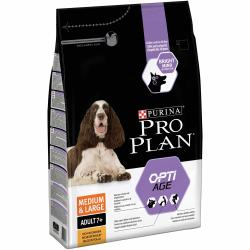 Purina Pro Plan OptiAge Perros Medianos y Grandes Adultos +7  3kg