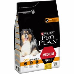 Purina Pro Plan Optibalance Medium Adult 3kg