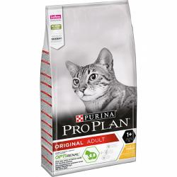 Purina Pro Plan Optirenal Gato Adult Pollo 10Kg