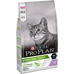 Purina Pro Plan Optirenal Sterilised Pavo 1.5 kg