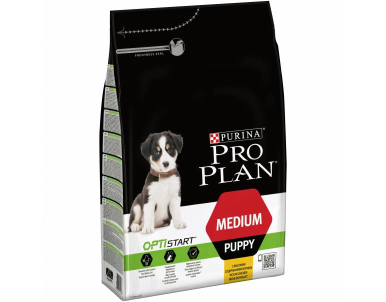 Purina Pro Plan Optistart Puppy Medium 3 kg