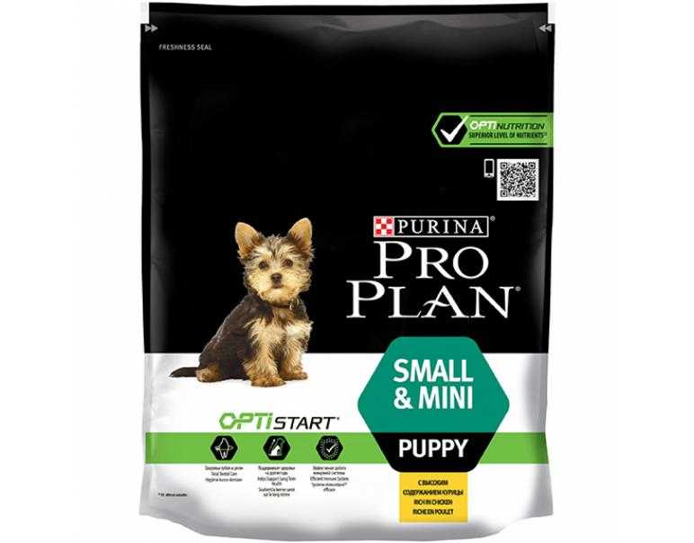 Purina Pro Plan Optistart Small & Mini Puppy 700g