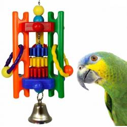 CoolToys Puzle Play Loros M/G 30 x 12 cm