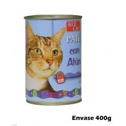 Red Cat Lata Paté Rico con Atún 400g