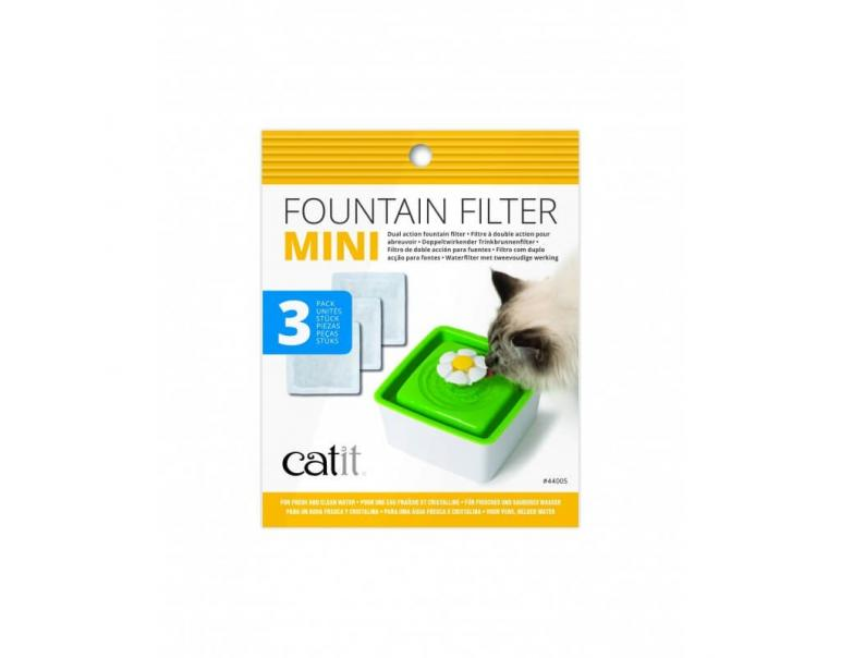 Catit Repuesto Cartucho Flower Fountain Mini