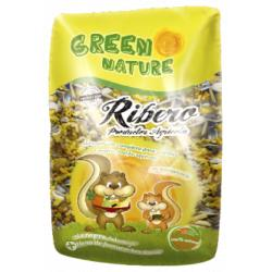 Ribero Green Nature para Ardillas 500g