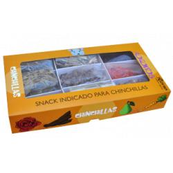 Roeditos Snack Chinchillas Ribero  200 g