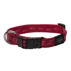 Rogz Collar Everest Rojo XL 2,5 x 43-70 cm