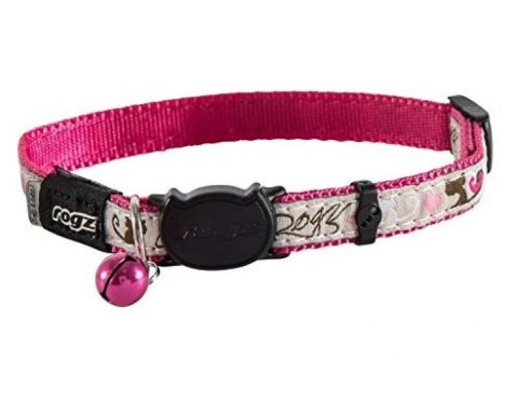 Rogz Collar Fancycat Rosa