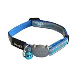 Rogz Collar Kitty Azul XXX