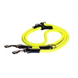 Rogz Correa Rope Multi Amarillo 12mm