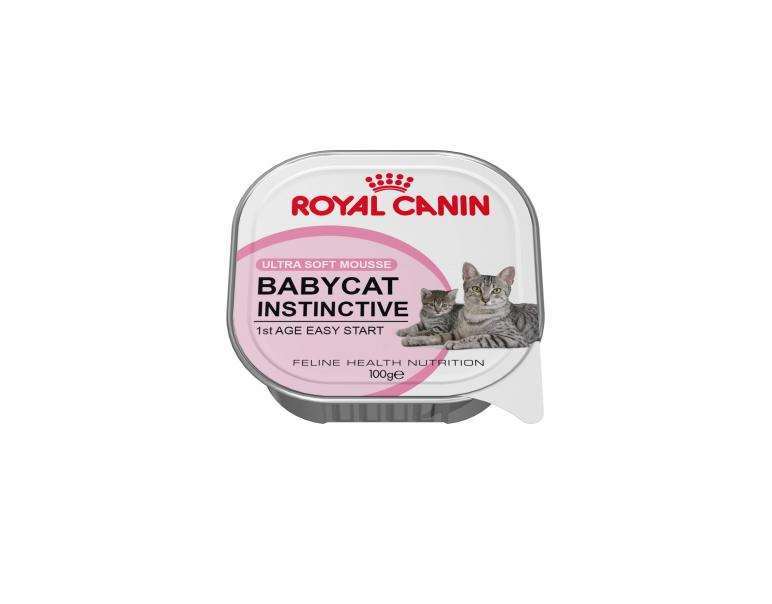 Royal Canin Babycat Instinctive 100g