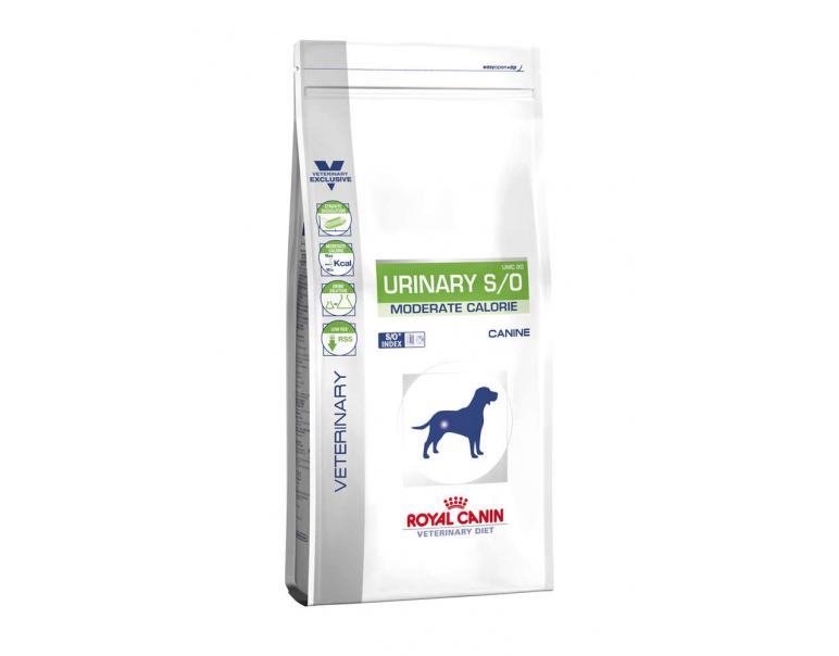 Royal Canin Canine Urinary S/O Moderate Calorie 1.5 kg